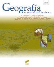 Título: Geografía mundial del turismo / Autores (Editores): Diego A. Barrado y Jordi Calabuig / Ubicación: Biblioteca FCCTP - USMP 1er piso / Código: 338.4791/G6
