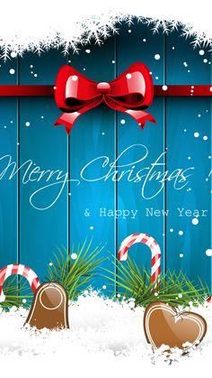 iPhone Wall: Christmas & HNY tjn