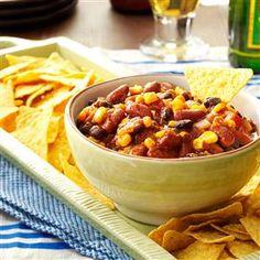 Taco Joe Dip Potluck Appetizers, Slow Cooker Appetizers, Potluck Recipes, Appetizer Dips, Dip Recipes, Mexican Food Recipes, Appetizer Recipes, Crock Pot Slow Cooker, Gourmet