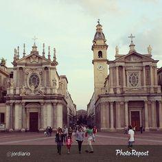 #Torino raccontata dai cittadini per #InTO Foto di jordiario #Chiesa di Santa Cristina  Chiesa di San Carlo Borromeo