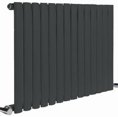 The Neva designer radiator is available as a single or double row of oval tubes which provide a high range of outputs. Comes with a 5 year product guarantee Horizontal Designer Radiators, Outdoor Furniture, Outdoor Decor, Range, Colours, Storage, Home Decor, Purse Storage, Cookers