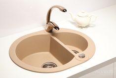 AS-Rialto 80 granite composite sinks Granite Composite Sinks, Granite Kitchen Sinks, External Doors, Sink Drain, High Quality Furniture, Dishwasher, Home Accessories, Composition