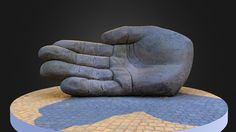 """Another quick personal project  """"the Hand"""" on the Meir shopping street in  Antwerp c5471616f"""
