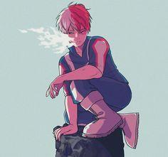 Boku no Hero Academia    Todoroki Shouto, My hero academia #mha