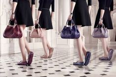 Tod's Shoes And Handbags For The Winter 2014  #Tods repin by Elsa-boutique.it