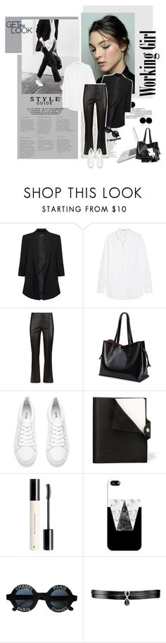 """Untitled #1508"" by solespejismo on Polyvore featuring Dolce&Gabbana, Miss Selfridge, Acne Studios, The Row, H&M, Hermès, Casetify, Chanel and Fallon"