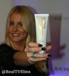 Racinne Cosmetics,Tenley Tanner,  Glam In La La Land, Hollywood Improv by Real TV Films, via Flickr