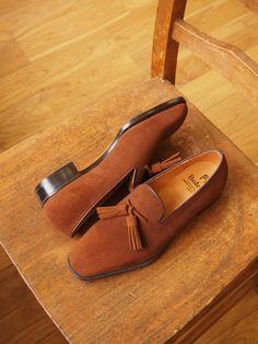 Tassel Loafer Bolero Bespoke Shoe & Bootmaker