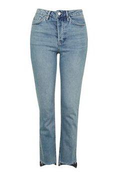 TALL Step Hem Straight Leg Jeans