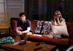 Get a Closer Look at Daniel Radcliffe and Zoe Kazan in 'What If' With New Stills + Clips - BlackBook