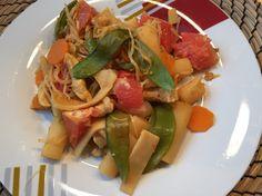 26.07. - seit Ewigkeiten einmal wieder mit dem Wok zu kochen macht mich glücklich #100happydays #happinesschallenge
