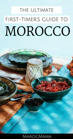 Visiting Morocco for the first time and want advice from someone who lives here and hasn't just visited for the weekend? Look no further! This post will get you started right! #morocco #marrakech #fez