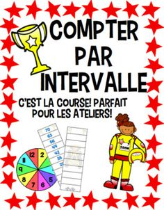 Puedo Contar Saltando (Skip Counting Races) A Bilingual Math Fluency Game Fluency Games, Daily Math, Skip Counting, French Teacher, Math Resources, Courses, Spanish, Racing, Student