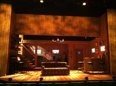 The Fabulous Lipitones. Goodspeed Musicals. Scenic Design by Brian Prather, Lighting by Cory Pattak. 2013