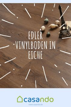 #Vinylboden In Eicheoptik Macht Was Her Und Ist Super Pflegeleicht. Diesen  Und Andere Vinylböden