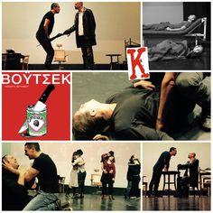 «ΒΟΫΤΣΕΚ» του Γκέοργκ Μπύχνερ στο Bασιλικό Θέατρο. Σκηνοθεσία: Σταύρος Τσακίρης. Πρεμιέρα 29/1/2016