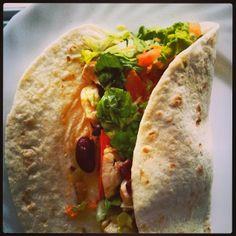 Burritos de pollo (Recetas Fitness)