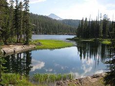 Eugene Oregon Wallowa Lake