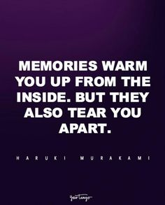 34 Wise Haruki Murakami Quotes On Love, Loneliness, Life And Death Death Quotes, Sad Quotes, Love Quotes, Inspirational Quotes, Positive Attitude Thoughts, I Miss My Daughter, I Just Love You, Memorial Poems, Running Quotes