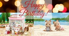 We would like to say HAPPY BIRTHDAY to the Sandy Cat Twins who have a birthday coming up January 18th! Do you or someone you know have a birthday coming up? Let us know and we will give you a shout out on the date of your special day! Just like this post and tell us your name, your birthday and what would be your dream present this year in the comment section below.  #HappyBirthday #Celebration