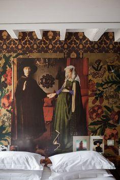 Notre Dame Hotel, Paris Dark Portrait, Notre Dame, Portrait Photography, Paris, Fine Art, Gallery, Painting, Photography, Montmartre Paris