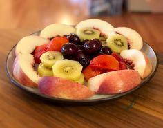 Fruit Trifle, Fruit Salad, Peach, Food, Fruit Salads, Essen, Peaches, Meals, Yemek