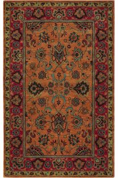 I like the colors within this rug. Elena Area Rug