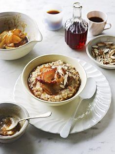 Goodness Breakfast with Maple Pears | Fruit Recipes | Jamie Oliver#iEf0uB59Wyh14ww2.97#iEf0uB59Wyh14ww2.97