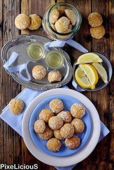 biscotti limoncello