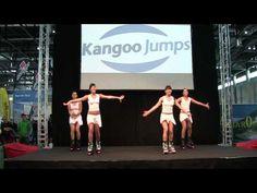 Kangoo Jumps - Vienna Sports World 2010