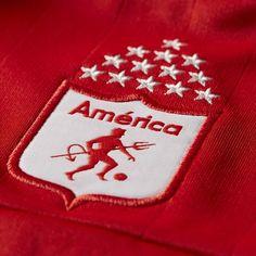 adidas - Nueva Camiseta de América de Cali Home Niño