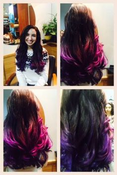 Ania Hair Studio and Spa- Ombre