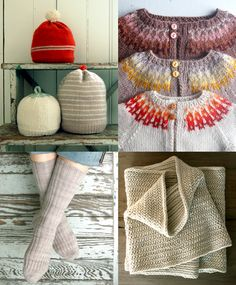Different ways to weave-in ends on your knitted projects. I've only ever done it one way and always felt it was a little hap-hazard. #knitting