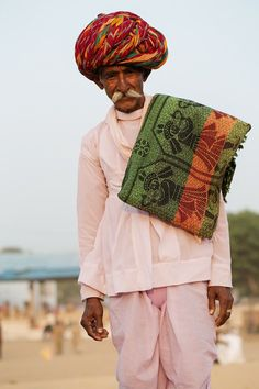 iseo58:On the Street in Pushkar, India, via The Sartorialist.