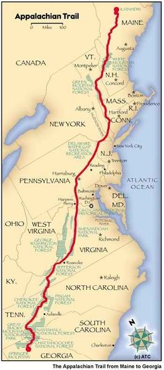 Thru Hike The Appalachian Trail.  New Dream- This will happen some day soon.