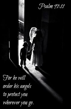 Angels of God, Protect Me!