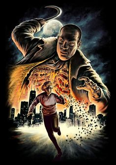 Candyman (1992), i can assure that i couldn't look at myself into the mirror. Also a sad story behind the character.