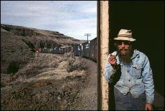 Richard Kalvar: Tramps. Magnum Photos Photographer Portfolio