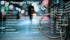 The Fehlinger Photography challenge for September 2016. Join me! #photography…