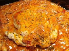 Counting Up with P10!: Creamy Salsa Skillet Chicken   This was super yummy.
