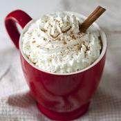 Slow-Cooker Pumpkin Latte recipe from Betty Crocker - make Trim Healthy Mama friendly by substituting sugar