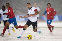 U.S. Soccer Snow Game: Clint Dempsey Goal Lifts Americans Over Costa Rica