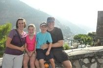 Adventures of a Cheap Overplanner with Kids: Positano and the Amalfi Coast Bus