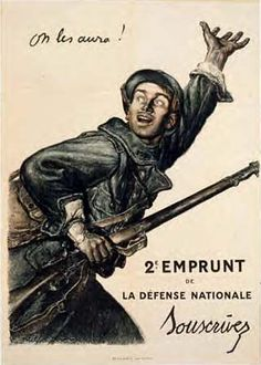 Images croisées de la Grande Guerre » Blog Archive » La propagande visant à mobiliser les soldats et l'arrière en France