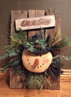 photo of primitive christmas crafts - Yahoo Search Results