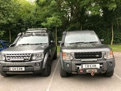 Lr3 and LR4 paired Land Rover Truck, Land Rover Camping, Disco Disco, Jeep Gear, Range Rover Supercharged, Adventure Car, Off Road, Land Rover Discovery, Range Rover Sport