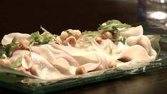 Dumpling de porc à l'orange (peuvent aussi être réalisés à partir de chair de crevettes, de poissons, de poulet ou de boeuf)