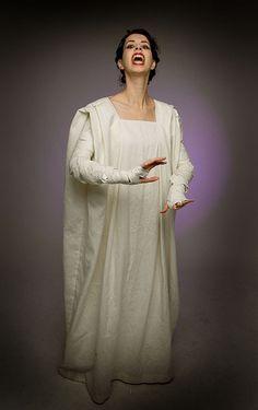 Bride of Frankenstein in attack mode | A more frightening vi… | Flickr