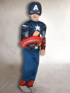 Amerika kapitány jelmez 116-os méret. ritajelmez.hu 06(30)353-3502  Szentendre 3e095673f1