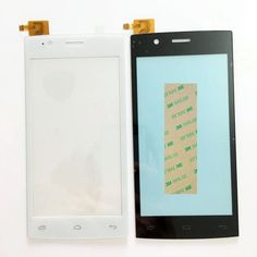 New Touch Screen For FLY Fs401 Fs402 Fs403 Fs452 Fs451 Fs501 FS502 Fs454 Fs405 Fs505 fs504 Touch Panel Front Glass Black Color